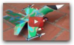 Diy rc airplane. how to make a rc airplane