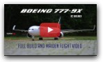 Building the Boeing 777-9X RC model airline