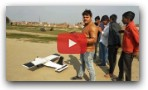 My new model rc plane make in india