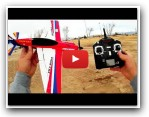 Flyzone Tidewater Airplane Review and Flight: Around Tuit RC - YouTube
