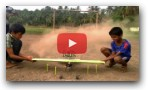 How to make Rc simple plane diy malayalam