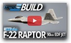 Freewing F-22 Raptor 90mm EDF Jet - Build Video