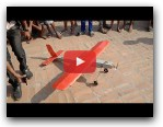 Home made rc plane fly bangladesh