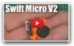 Runcam Swift Micro V2 ultra-small FPV RC plane project