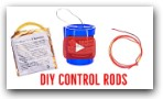 Unusual Control Rod Options - DIY RC Airplane Push Pull Rod