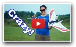Our First Delta Wing Experience - Wing Wing Z-84 RC Plane - TheRcSaylors