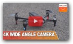 Dragonfly KK13 RC Drone Quadcopter|4K Camera
