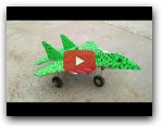 DIY How to Make a Rc Fighter Jet at Home