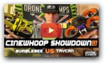 BEST CINEWHOOP SHOWDOWN - Diatone Taycan VS iFlight Bumblebee