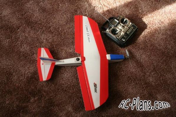 free rc plane plans pdf download - rc airplane 575 Limit