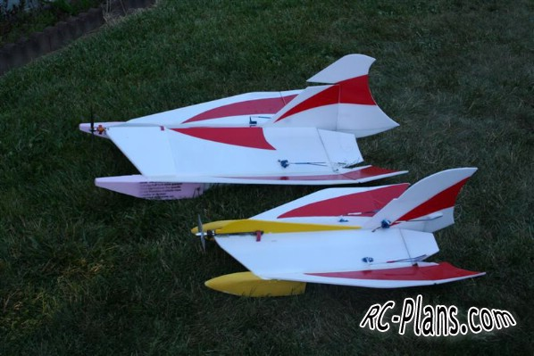 Free plans for foam rc hydroplane Capricorn