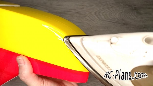 Free plans foam rc airplane American Champion Decathlon