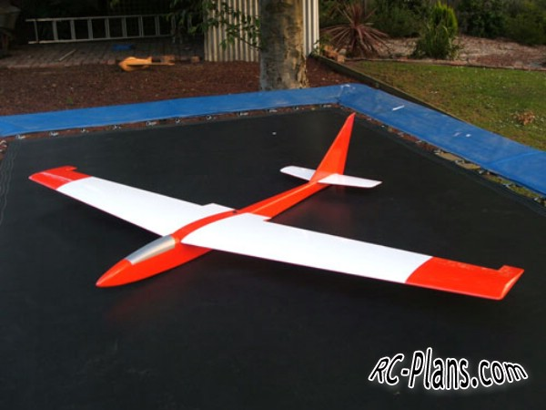 Free plans for balsa rc glider Elexin