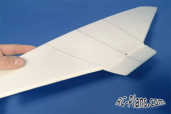 Free plans for rc airplane Jetson