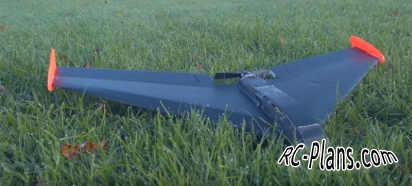 Free plans for rc wing Joywing