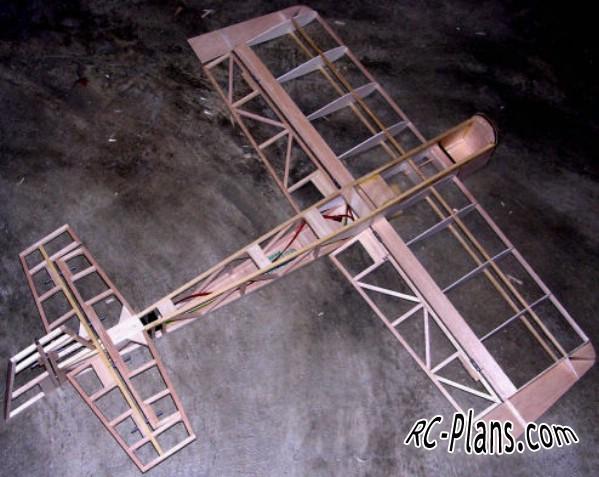 free download plans rc airplane Kiravi