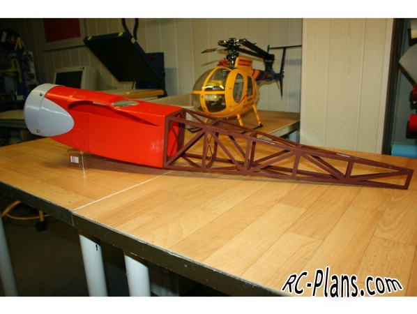 free 3d plans for rc airplane