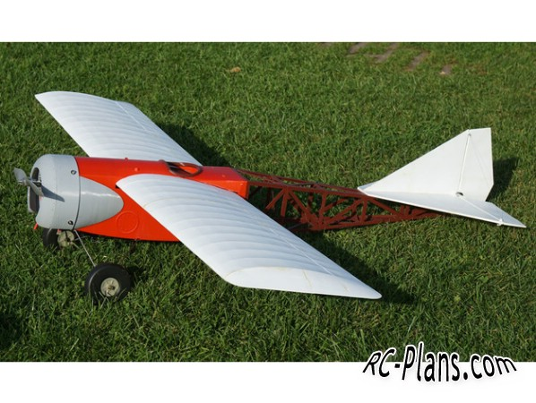free download 3d model for rc airplane