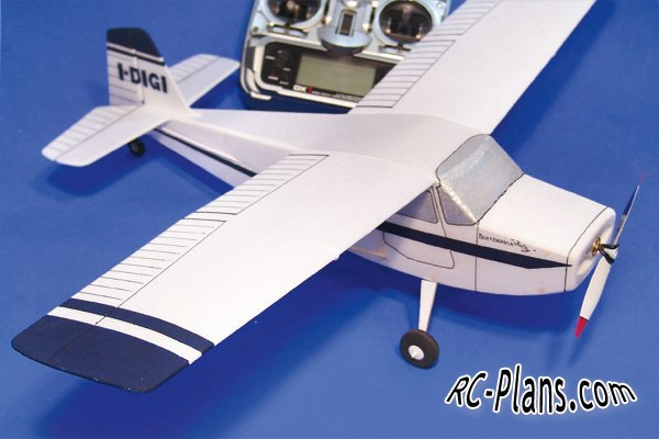 Partenavia P 59 Jolly — RC Plans
