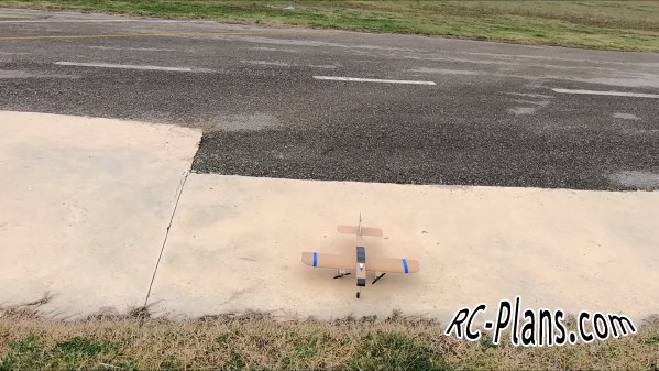 Free plans for easy foam rc airplane Twin Motors Easy