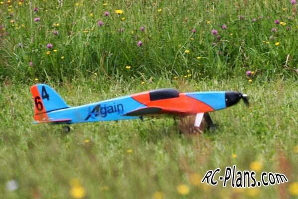 free plans balsa rc airplane Again