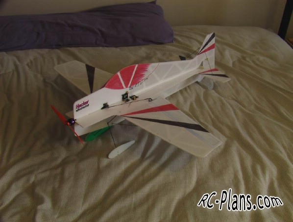 Free plans for foam indor rc airplane Bling Bling