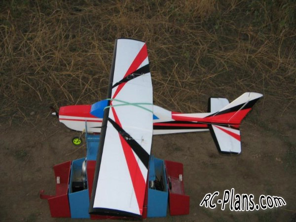 Free plans for balsa rc Hydroplane FT Sea Duck