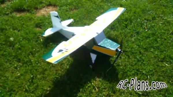 Free plans for balsa rc airplane Chaton