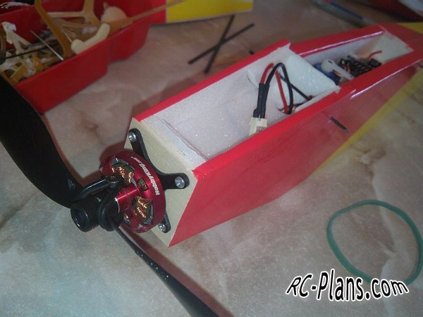 download plans rc airplane easy traner