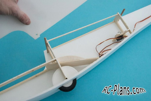 Free plans for rc glider fiable
