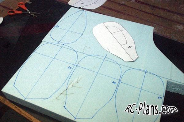 free rc plane plans pdf download - rc airplane Grumman Albatross