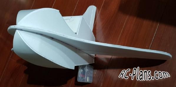 Free plans for foam rc airplane Judi SeaJet