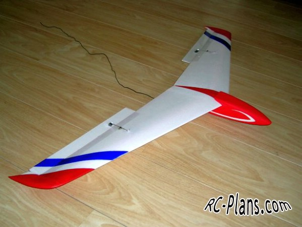 Free plans for rc airplane Jynx