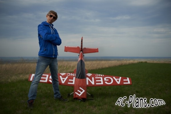 Free plans for rc airplane MX-2