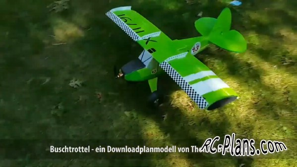 free rc plane plans pdf download - rc airplane Buschtrottel