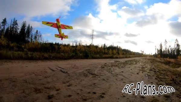 free rc plane plans pdf download - rc 3D airplane Extra 330SC