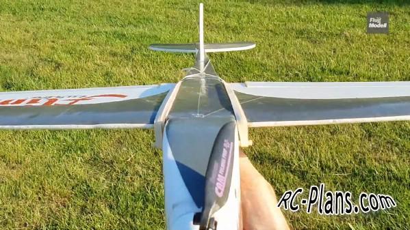free rc plane plans pdf download - foam rc hydroplane Hydro Flinky Turbo