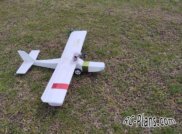 free rc plane plans pdf download - rc airplane Foamingo