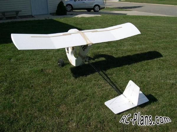 free rc plane plans pdf download - rc airplane ORB