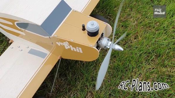 free rc plane plans pdf download - balsa rc airplane Phat Phil