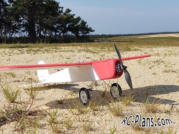 free rc plane plans pdf download - DIY RC airplane Phoebe
