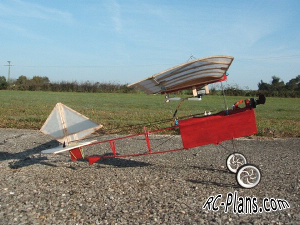 free rc plane plans pdf download - balsa rc airplane Pop Corn