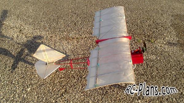 free rc plane plans pdf download - balsa rc airplane Pop Corn