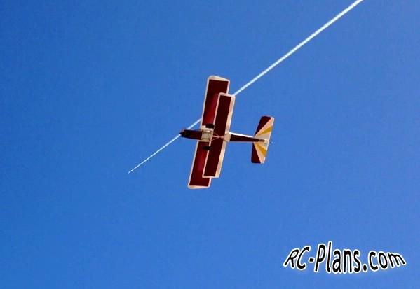 free rc plane plans pdf download - rc biplane Schoolgirl