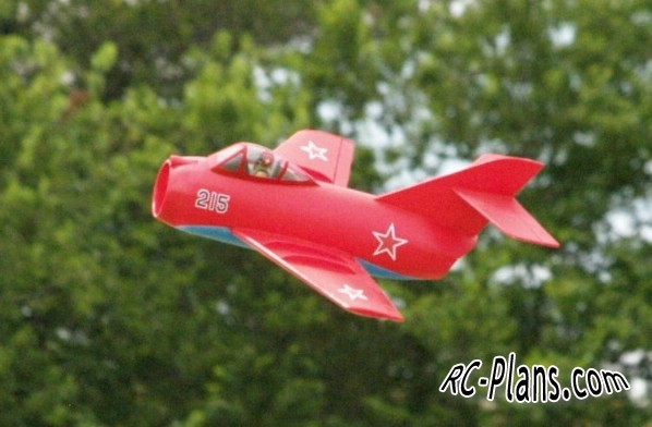 free rc plane plans pdf download - rc airplane cartoon MiG and Saber