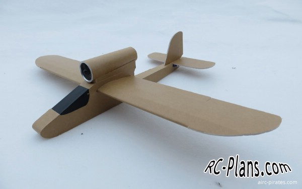 free rc plane plans pdf download - rc airplane AP Eazy Ducted Fan