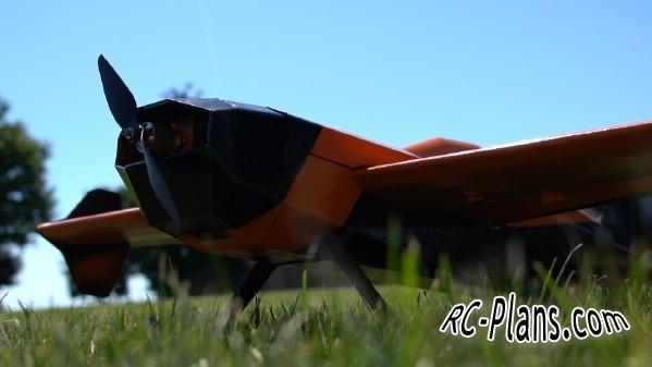 free rc plane plans pdf download - rc airplane FT EDGE 540