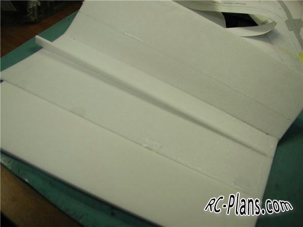 free rc plane plans pdf download - foam rc airplane 3D Flash Mini