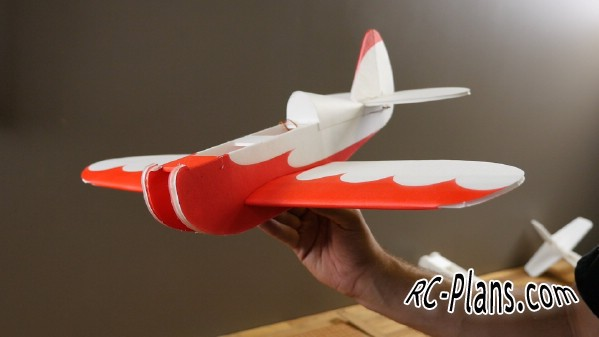 free rc plane plans pdf download - rc airplane FT Mighty Mini Sportster