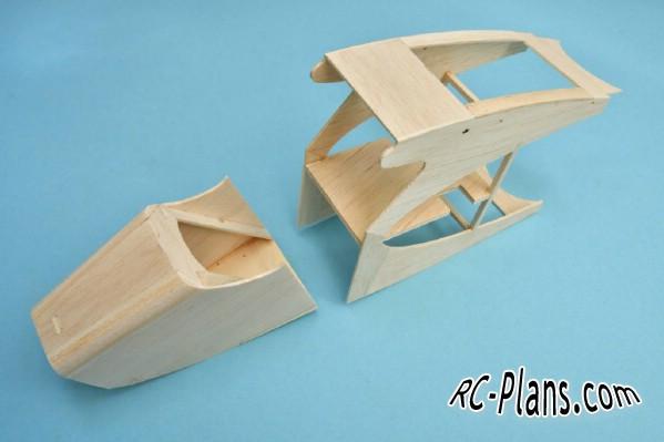 free rc plane plans pdf download - balsa rc airplane Hopper